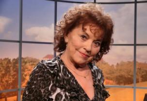 Sängerin und Schauspielerin Gerti Möller